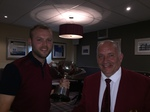Best Nett Winner - J.Deane